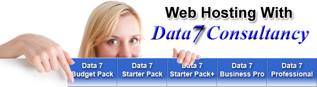 Our Data 7 Packages